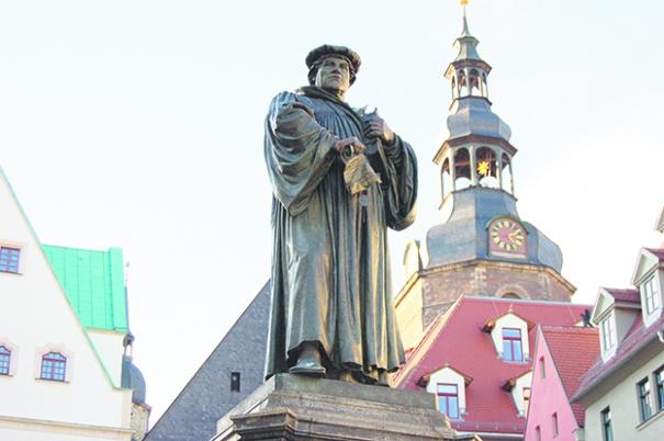 Vatikan Dukung Pemberian Nama Martin Luther untuk Alun-alun Kota Roma