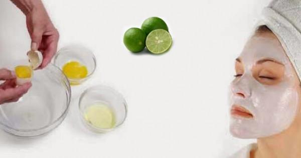 Manfaat Masker Putih Telur dan Jeruk Nipis untuk Kulit Wajah