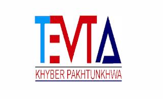www.kptevta.gov.pk -TEVTA Technical Education and Vocational Training Authority KPK Jobs 2021 in Pakistan