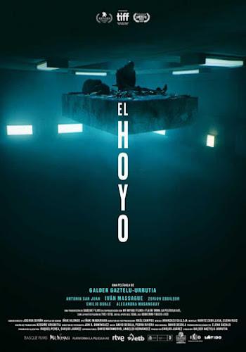 El Hoyo (Web-DL 720p Castellano) (2020)