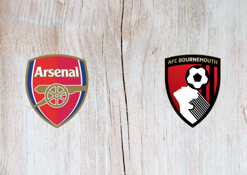 Arsenal vs AFC Bournemouth -Highlights 6 October 2019
