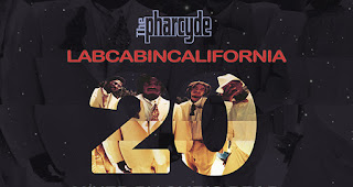The Pharcyde und Chris Read – Labcabincalifornia | 20th Anniversary Mixtape Stream