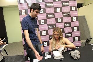 Cobertura e Entrevista com Hilary Duff - 05/09 by @Elixirbr 30