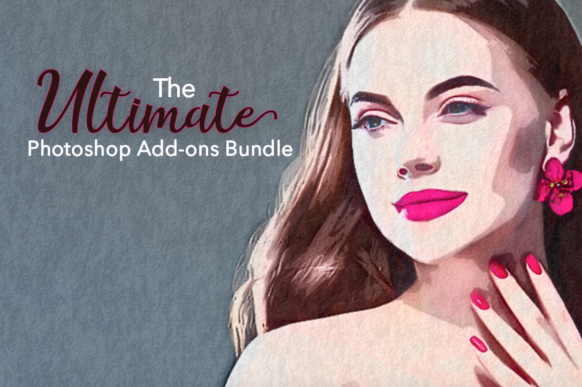 The Ultimate Photoshop Add-ons Bundle