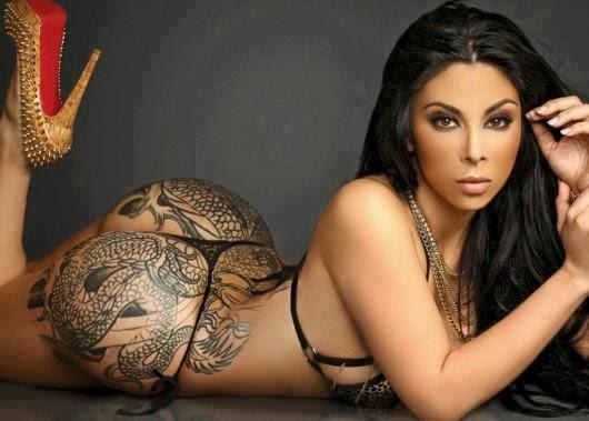 Culos tatuados