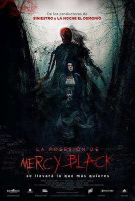 Mercy Black (La Posesion De Mercy Black) 2019 DVD HD Dual Latino 5.1 + Sub FORZADOS