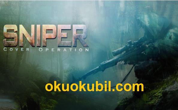 Sniper Cover Operation Sınırsız Altın Para 2019 v1.0 Mod Apk Free İndir