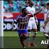 ESPORTE / Dramático! Bahia vence o São Paulo e respira na Série A: Veja os gols