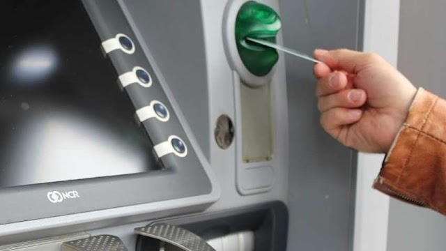 Lost money: What if the money is debited from the account and not received from the ATM?