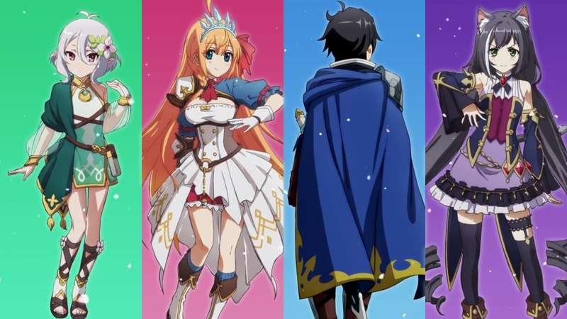 7 Rekomendasi Anime Mirip Princess Connect! Re:Dive