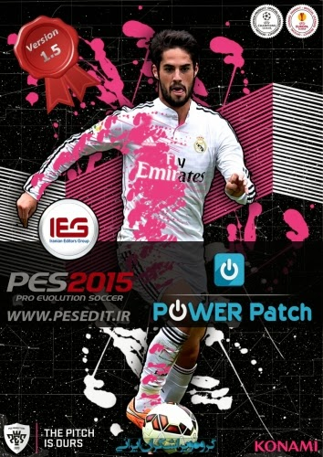 Download IEG Power Patch PES 2019 v1.5 Full