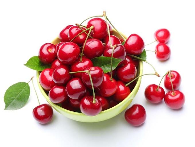Cherry đỏ Mỹ nhập khẩu
