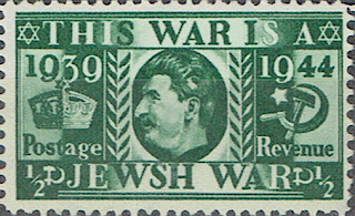 This war is a Jewsh War