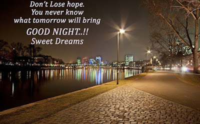 Good Night Wishing messages