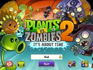 تحميل لعبة النباتات ضد الزومبي 2 - تنزيل plants vs zombies 2 free
