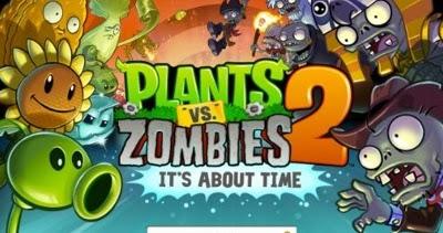 تحميل لعبة زومبي ضد النباتات 2 للكمبيوتر مجانا