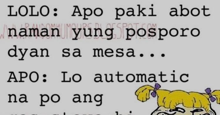 Automatic na Lo!