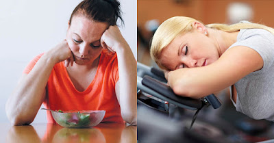 Consequences of long unhealthy diet