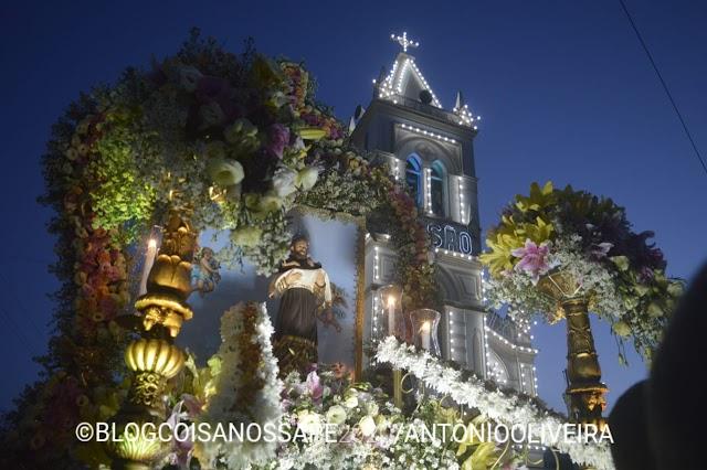 BCN COBERTURA: Em Camocim, multidão de fiéis celebram 80 anos da Festa de São Félix de Cantalice