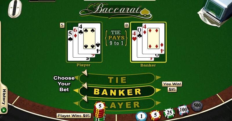 Baccarat Basic Strategy