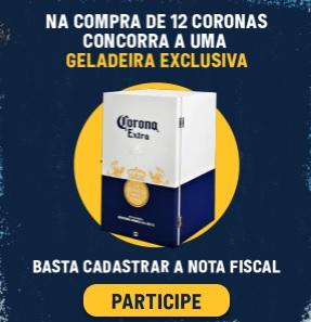 Promoção Oferece Geladeira Exclusiva Corona Cerveja - Cadastrar Para Concorrer