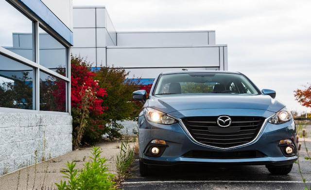 Mazda 3 có thiết kế ngoại hĩnh kiêu hãnh theo đúng thiết kế KODO