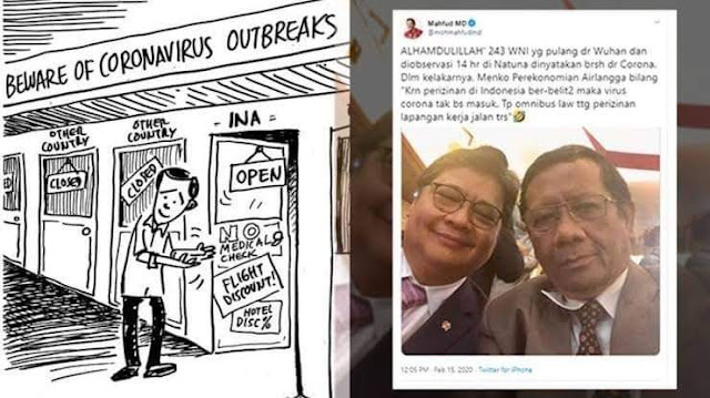 Barisan pembela Anji dan Hadi Pranoto. Fenomena menarik ini dalam beberapa hari terakhir bermunculan di media sosial.