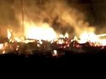 Ditinggal Tarawih, Rumah Warga di Pallette Bone  Ludes Terbakar