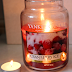 CRANBERRY ICE YANKEE CANDLE
