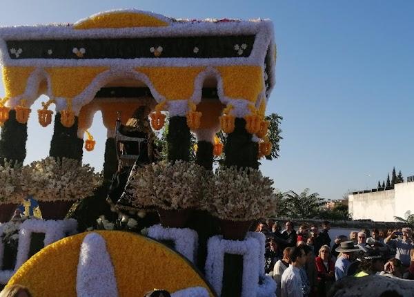 La Virgen de Valme de Dos Hermanas presidirá su función en el exterior de la parroquia de Santa María Magdalena