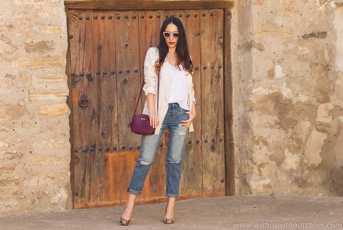 Blogger de Valencia guapa estilosa con ideas de looks para la calle dia a dia