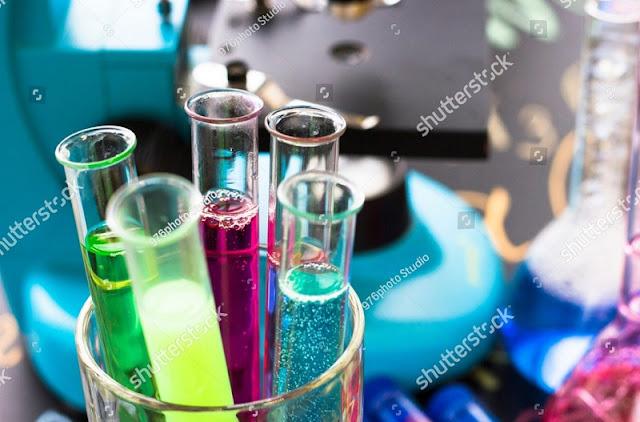معلومات في الكيمياء