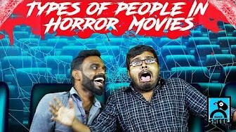 Types Of People In Horror Films   Black Sheep