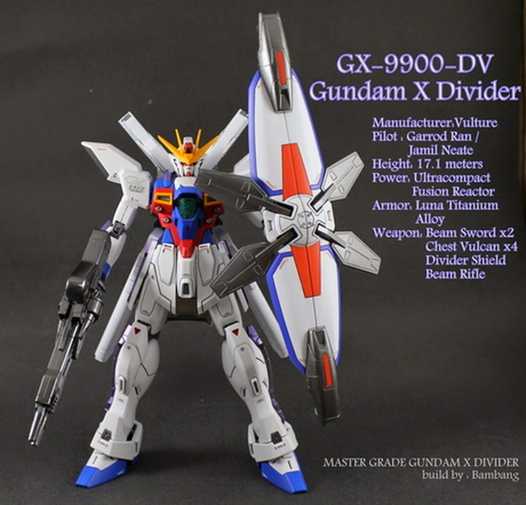 15+ Gundam X Hg Illustration 6