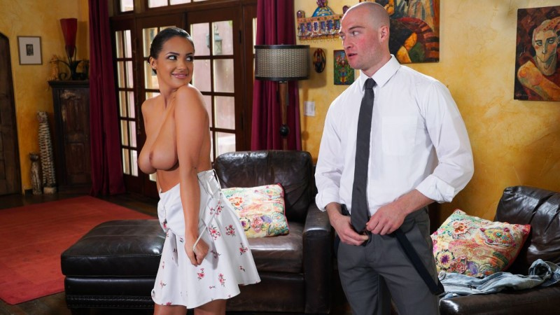 Nurumassage – HER HUSBAND'S BOSS – Sofi Ryan