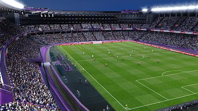 PES 2020 Stadiums José Zorrilla