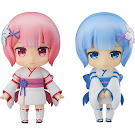Nendoroid Re:ZERO -Starting Life in Another World Ram & Rem (#942) Figure