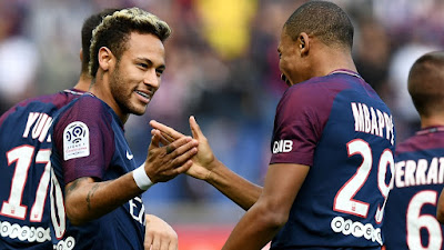 Neymar-Mbappe