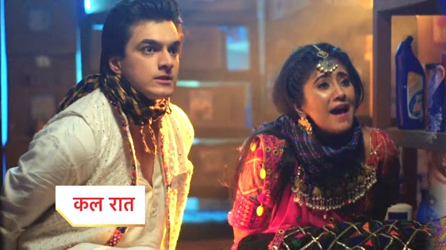 Big Villain Damini takes oath to separate Kartik and Naira digging in past in YRKKH
