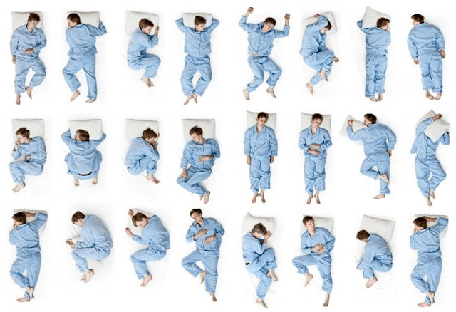 This Is What Your Sleep Position Reveals About Your Personality