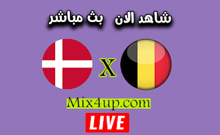 مشاهدة مباراة بلجيكا والدنمارك بث مباشر اليوم بتاريخ 05-09-2020 في دوري الأمم الأوروبية