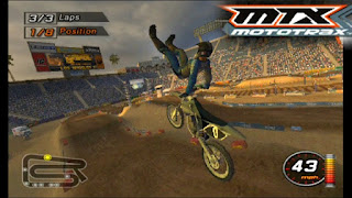 MTX Mototrax PSP Games Without Emulator