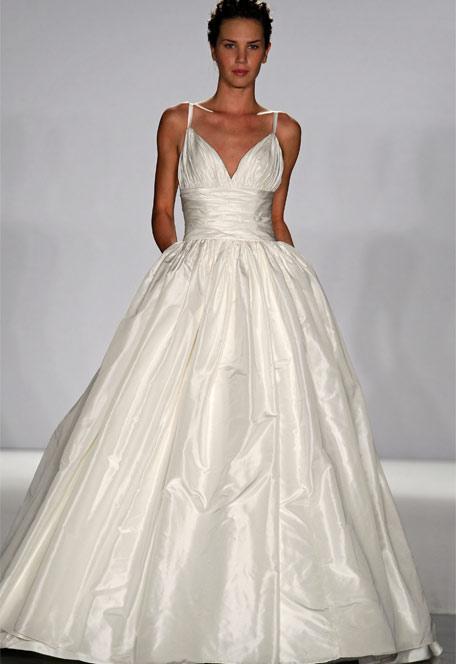 Silk Taffeta Wedding Dresses:Wedding Dresses