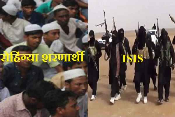 isis-terrorists-infect-rohingya-musalman-dangerous-for-india