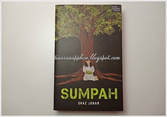 Novel | Sumpah by Shaz Johar