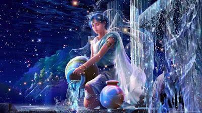 Aquarius (January 21st to February 18th)