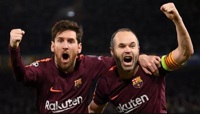 Iniesta closest talent to Messi - Enrique