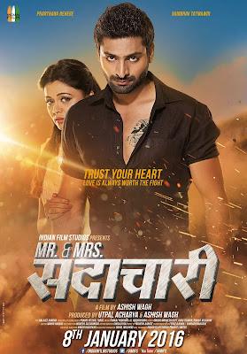 Mr. and Mrs. Sadachari 2016 Marathi 720p WEB-DL 1GB