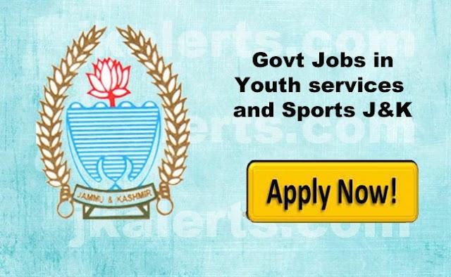 J&K Youth Services and Sports Engagement of Rehbar-e-Khel Jammu District cadre Jammu
