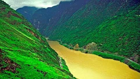 Mengenai Sungai Kuning china